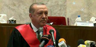 كلمة أردوغان، في جامعة الخرطوم.. الاستعماريون الباحثون عن النفط مثل الكلاب، وهم من قسموا بلدكم
