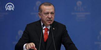 """أردوغان: سنناضل معا لمنع تكرار مجازر مثل """"سربرينيتسا"""""""