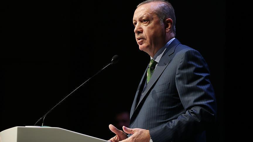 أردوغان: على الولايات المتحدة وأوروبا أن يلزما حدّهما
