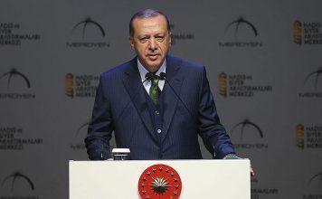 أردوغان: أزمات الدول الإسلامية مدبرة وتهدف لاستنزاف طاقاتها