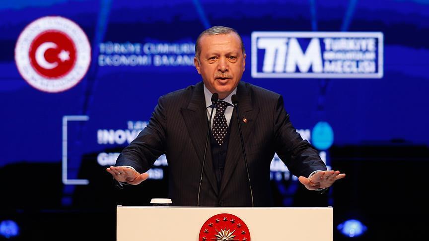 أردوغان: نموذج السيارة محلية الصنع سيجهز في 2019