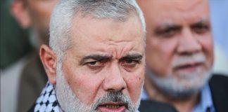 واشنطن تدرج إسماعيل هنية على قائمة العقوبات