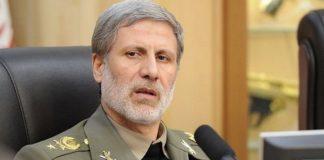 وزير الدفاع الإيراني: قرار ترامب بشأن القدس سيعجل بدمار إسرائيل