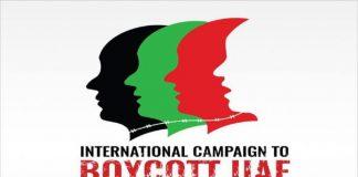 """""""مقاطعة الإمارات"""" تدعو لتحرك ضد عصابات العبودية"""