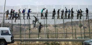 للمرة الثالثة خلال 24 ساعة.. الأمن المغربي يحبط محاولة جماعية لاقتحام سبتة