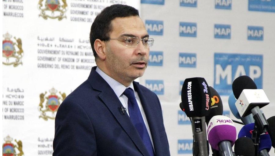 """الخلفي: التوقيع على اتفاق الصيد البحري بين المغرب والاتحاد الأوروبي """"إنجاز سياسي"""" وانتصار على خصوم الوحدة الترابية"""