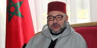 """الملك محمد السادس يعطي انطلاقة أشغال إنجاز """"مدرسة الفرصة الثانية"""" بابن مسيك بالدار البيضاء"""