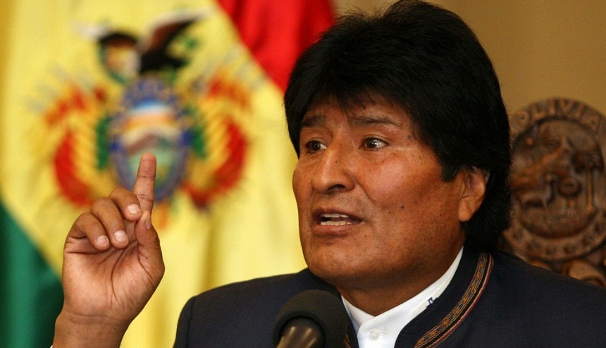 الرئيس البوليفي إيفو موراليس: ترامب عدو لدود للإنسانية والأرض والطبيعة