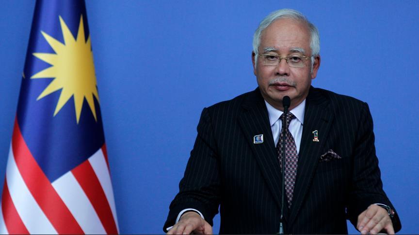 بدء محاكمة رئيس الوزراء الماليزي السابق نجيب عبد الرزاق المتهم في قضية فساد