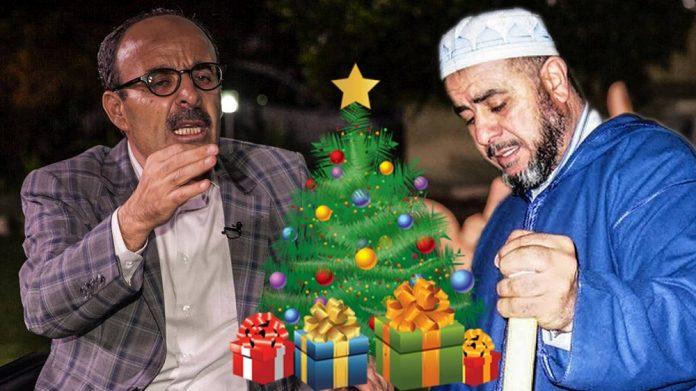 بعد فضيحة ساحل العاج العماري يحاول استغلال شعبية نهاري وخطبته حول احتفالات رأس السنة الميلادية