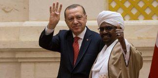 السودان وتركيا يعلنان تطابق وجهات نظرهما في التطورات الإقليمية والدولية