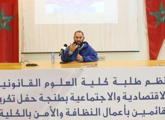 ناشطون: لو كان الأمر بيدنا لجعلنا في كل جامعة وكلية رضوان بن عبد السلام