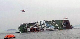 37 قتيلا و18 مفقودا إثر غرق سفينة في تايلاند
