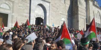 تركيا تنتفض رفضا لقرار ترمب بشأن القدس