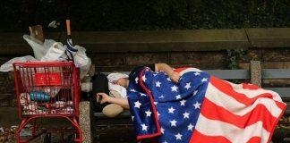 نصف مليون مشرد أمريكي يحاولون التعايش مع البرد القارس