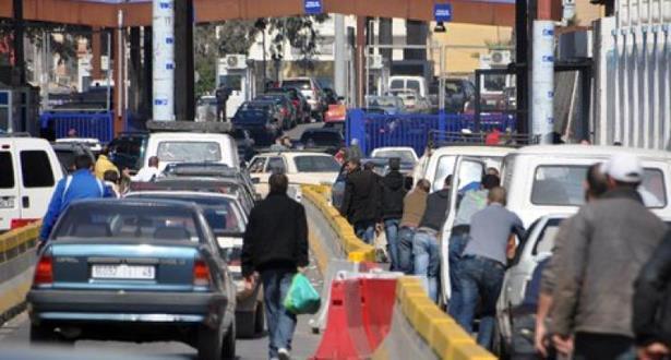 المغرب يغلق الحدود التجارية مع مليلة المحتلة