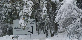 تساقطات ثلجية هامة وأمطار ورياح قوية مرتقبة من الأربعاء للجمعة بعدد من مناطق المغرب