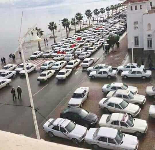 إعادة إحياء برنامج تجديد أسطول سيارات الأجرة القديمة