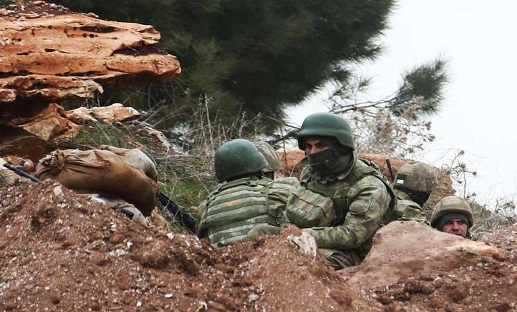 """""""نبع السلام"""".. الدفاع التركية تنفي أخبارا كاذبة حول استهداف المدنيين"""