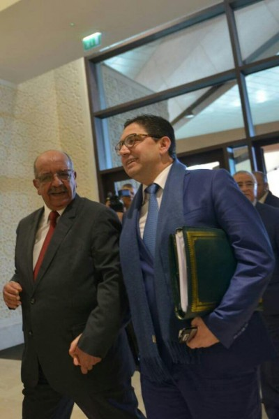 رد الجزائر على تصريحات بوريطة باحتضانها لقاءات لحزب الله مع عصابة البوليساريو