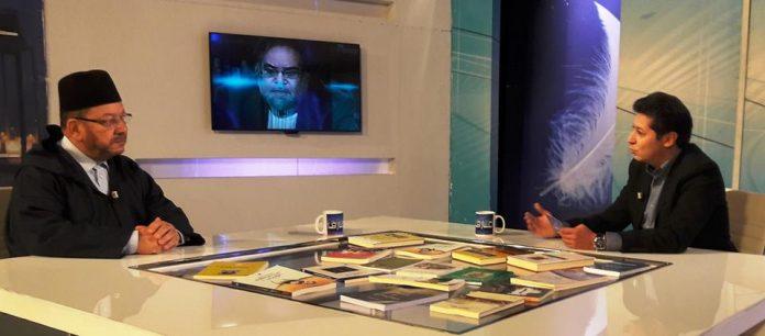 العلامة مصطفى بنحمزة ضيفا على الإعلامي ياسين عدنان