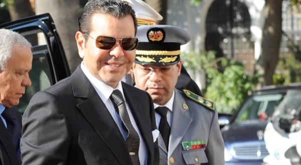 الأمير مولاي رشيد يمثل الملك محمد السادس في حفل افتتاح أسبوع أبوظبي للاستدامة
