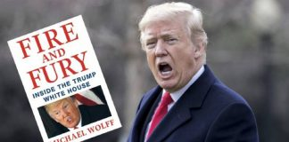 كتاب «نار وغضب»: الهدف من قرار ترامب حظر دخول المسلمين لأمريكا كان تقسيم صفوف الأمريكيين وإثارة الاضطرابات