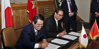 المغرب واليابان يتعاونان في مجال البنيات التحتية