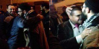 خروج سعيد العيلي من السجن، بعد قضائه أربعة أشهر بسبب الاحتجاج للمطالبة بحجرتين دراسيتين
