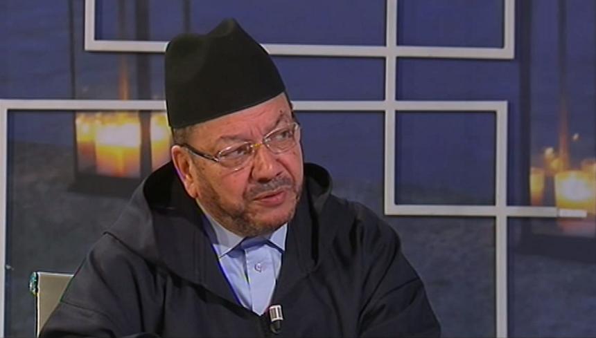 وفاة الأديب والباحث والمحقق الكبير محمد بنشريفة - الشيخ مصطفى بنحمزة