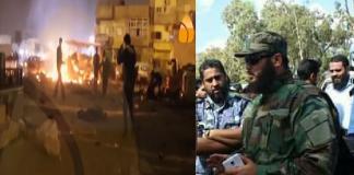 القيادي المدخلي أحمد الفيتوري الموالي للجنرال حفتر بين قتلى تفجيري بنغازي