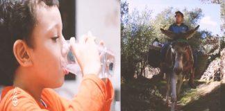 فيلم قصير بقصة حقيقية يروي قصة طفلين بدوي وحضري مع الماء..