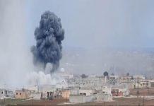 وتستمر آلة الإبادة.. مقتل 54 مدنيا في قصف متواصل للنظام على غوطة دمشق