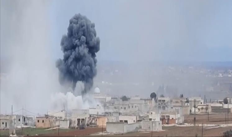 مقتل 47 مدنيا في مدينة دوما السورية خلال يومين