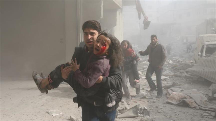 """روسيا والنظام قتلا 241 مدنيا على معابر """"الفرات"""""""