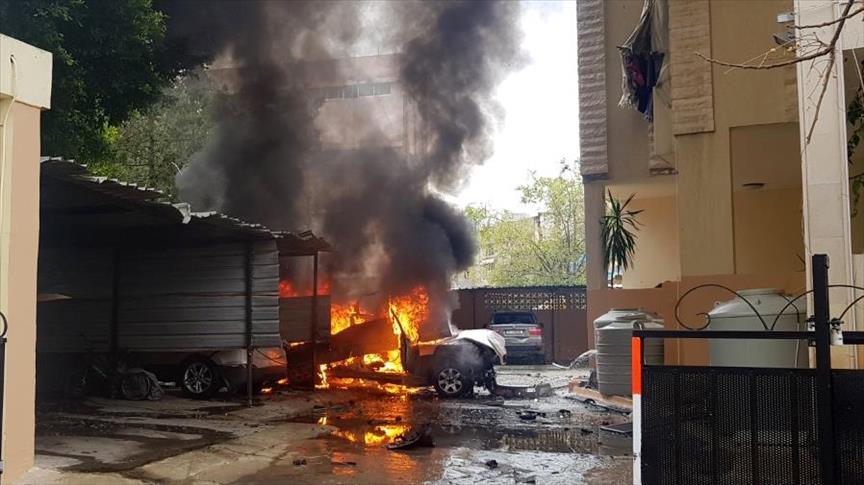 مقتل شرطيين ونجاة مدير أمن محافظة الإسكندرية من انفجار استهدفه