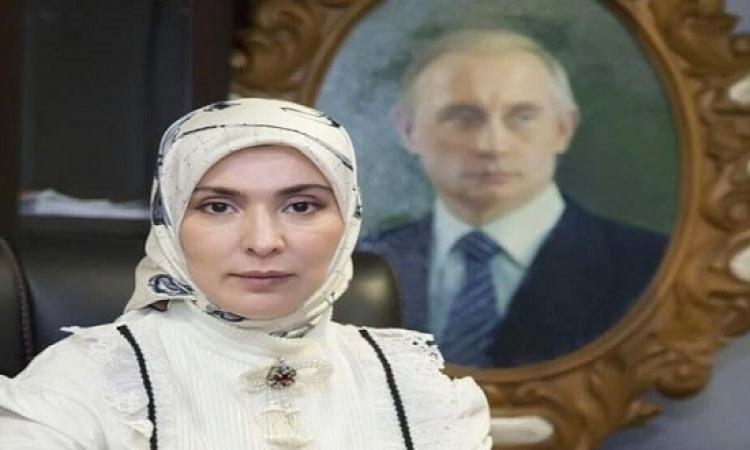 محجبة تنافس بوتين على رئاسة روسيا