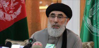 """حكمتيار يتهم إيران بتوجيه """"داعش"""" نحو أفغانستان بعد العراق وسوريا"""