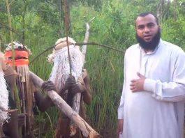 الدعوة إلى الله في غابات إفريقيا، جهد لتبليغ دين الله عز وجل - الشيخ أسامة حسن