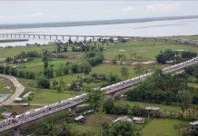 الصين تمول أول جسر يربط أحياء نواكشوط