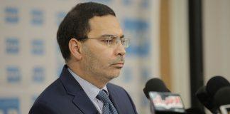 الخلفي: الحكومة المغربية ناقشت في اجتماعها الأخير أحداث مدينة جرادة