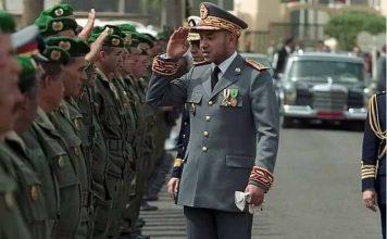 الملك يصادق على مشروع إعادة تنظيم القوات المساعدة وتحديد النظام الأساسي الخاص بأفرادها
