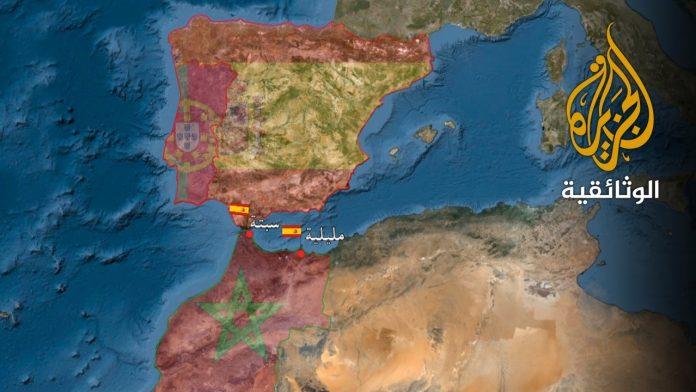 بسبب تصنيف مليلية مدينة مغربية تشعل الحرب بين إسبانيا وغوغل