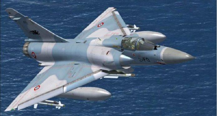 طائرة حربية فرنسية تعترض طائرة ركاب جزائرية