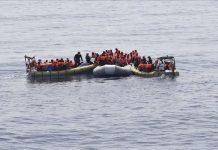 البحرية الليبية تعلن إنقاذ 240 مهاجراً غير شرعي قبالة السواحل الغربية للبلاد