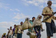 """""""الصحة العالمية"""": 688 ألف روهنغي فروا إلى بنغلاديش منذ غشت الماضي"""
