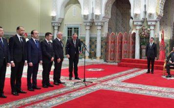 نبذة عن الوزراء الجدد في حكومة العثماني