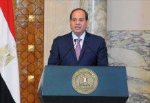 مصر.. السيسي يعلن اعتزامه الترشح لولاية رئاسية ثانية