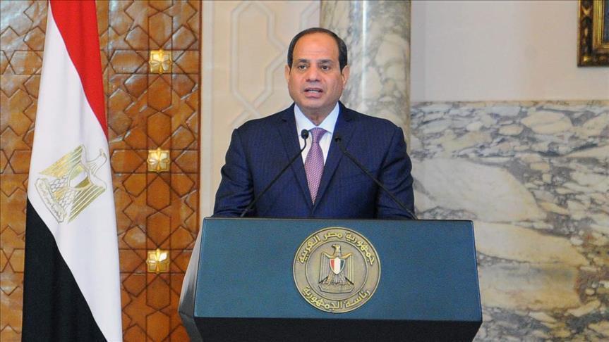 السيسي يجدد رفضه المصالحة مع الإخوان