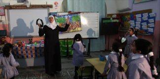 وزارة التربية والتعليم الفلسطينية تستنكر تشكيكا أمريكيا في مناهجها